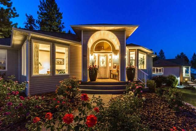 5616 N Vista Grande Dr, Otis Orchards, WA 99027 (#202019712) :: Prime Real Estate Group