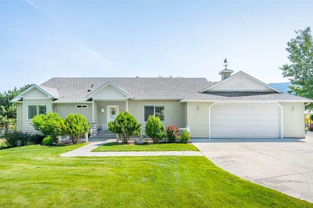 4511 S Saltese Lake Rd, Greenacres, WA 99016 (#202019717) :: Top Spokane Real Estate