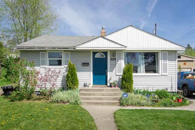 6128 N Maple St, Spokane, WA 99205 (#202019730) :: The Spokane Home Guy Group