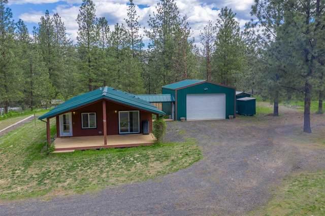 42011 N Porcupine Bay Rd, Davenport, WA 99122 (#202019732) :: The Spokane Home Guy Group