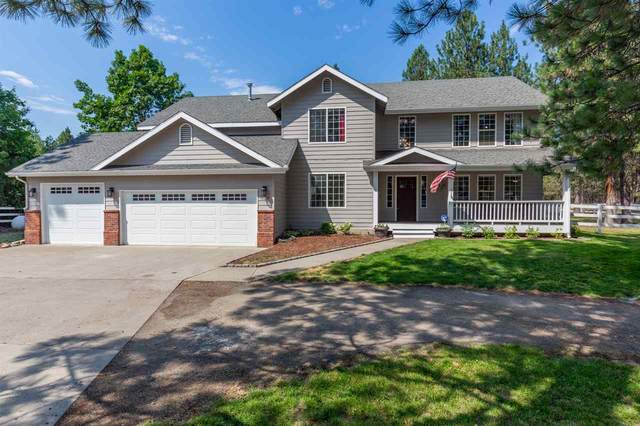 15217 N Pheasant Rd, Nine Mile Falls, WA 99026 (#202019767) :: RMG Real Estate Network