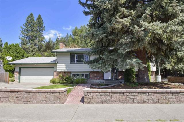 2632 W Dell Dr, Spokane, WA 99208 (#202019808) :: The Synergy Group