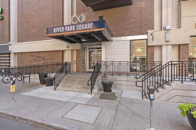 809 W Main Ave #310, Spokane, WA 99201 (#202019824) :: Five Star Real Estate Group