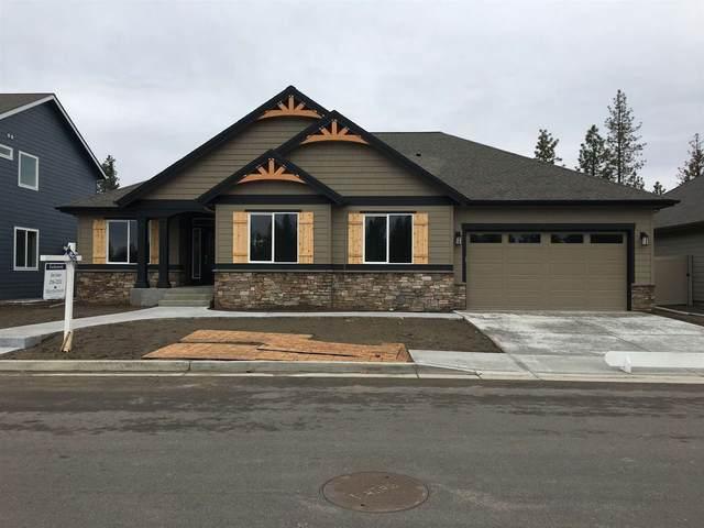 7191 S Parkridge Blvd, Spokane, WA 99224 (#202019833) :: Five Star Real Estate Group