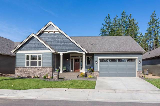 7126 S Tangle Heights Dr, Spokane, WA 99224 (#202019835) :: The Synergy Group