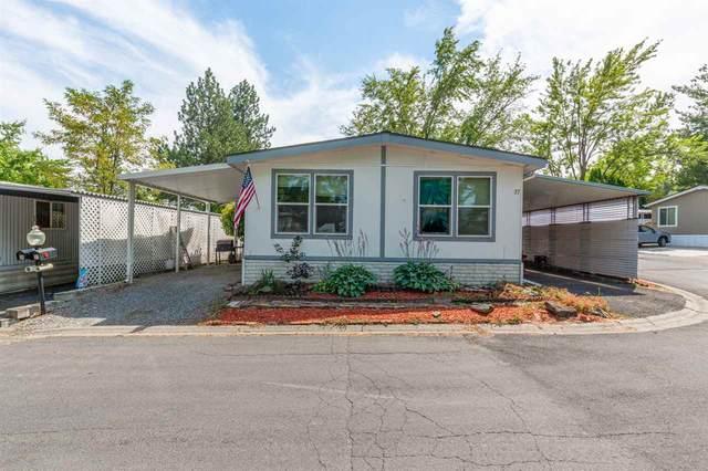 2311 W 16th Ave #37, Spokane, WA 99224 (#202019841) :: Five Star Real Estate Group