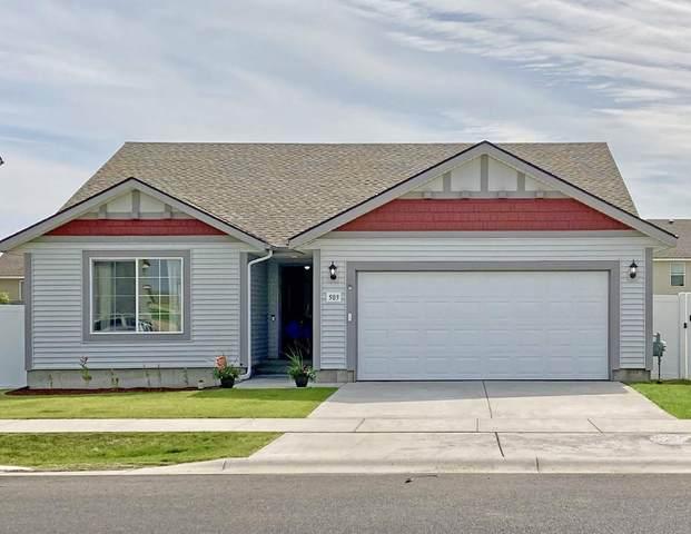 503 S King St, Airway Heights, WA 99001 (#202019847) :: The Spokane Home Guy Group