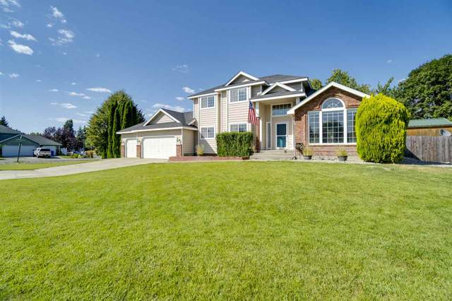 15803 E 22nd Ct, Spokane Valley, WA 99037 (#202019911) :: The Spokane Home Guy Group
