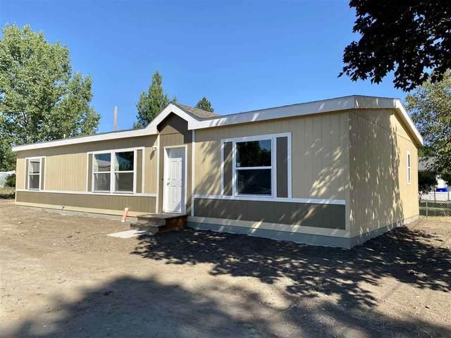 417 N Corbin Rd, Spokane Valley, WA 99016 (#202019925) :: Top Agent Team