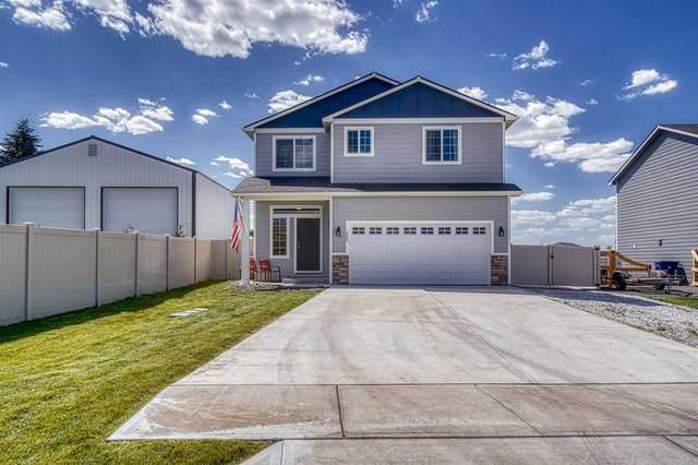 220 S Willamette St, Spokane Valley, WA 99016 (#202019936) :: Top Spokane Real Estate