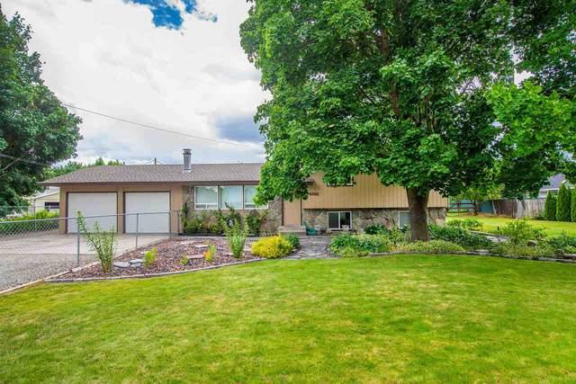 4303 N Mcdonald Rd, Spokane Valley, WA 99216 (#202019942) :: Top Spokane Real Estate