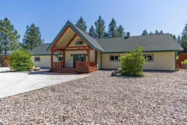 4077 Lumberg Rd, Springdale, WA 99173 (#202019957) :: RMG Real Estate Network