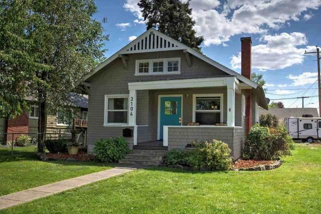 3104 E Indiana Ave, Spokane, WA 99207 (#202019958) :: The Spokane Home Guy Group