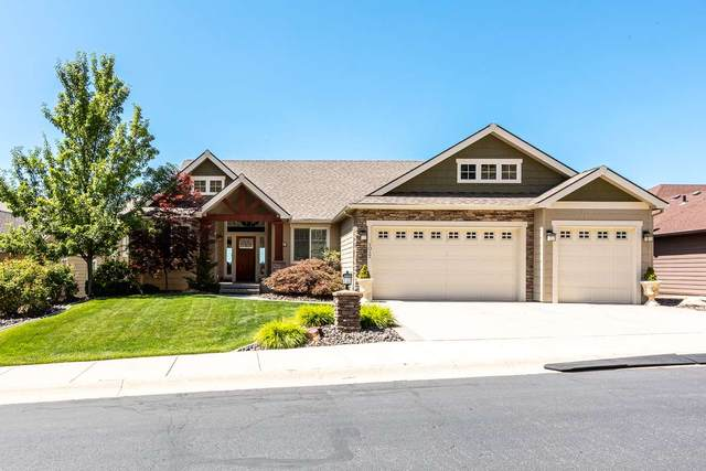1017 N Lancashire Ln, Liberty Lake, WA 99019 (#202019962) :: The Synergy Group
