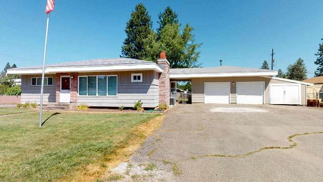 6905 E 10th Ave, Spokane Valley, WA 99212 (#202019977) :: The Synergy Group