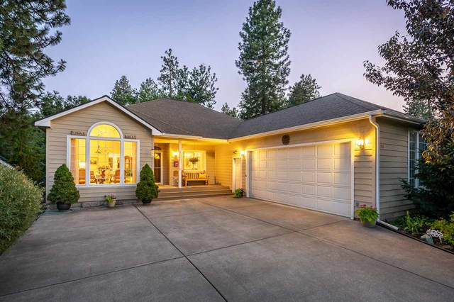 890 E Plateau Rd, Spokane, WA 99203 (#202019979) :: The Spokane Home Guy Group