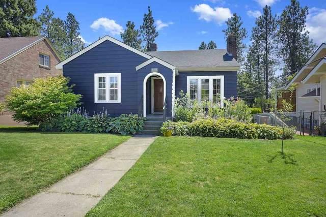 3111 W Kiernan Ave, Spokane, WA 99205 (#202019992) :: Top Spokane Real Estate