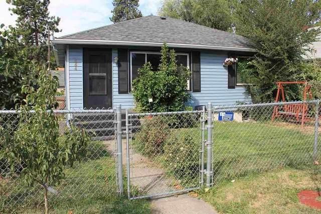 654 S Thor St, Spokane, CA 99202 (#202019994) :: Top Spokane Real Estate