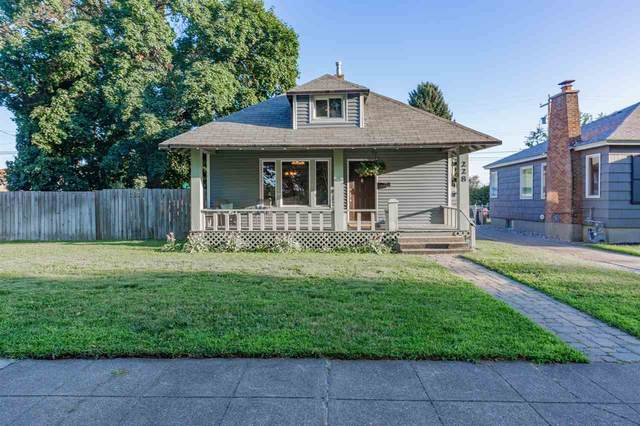 228 E Walton Ave, Spokane, WA 99207 (#202020000) :: The Spokane Home Guy Group