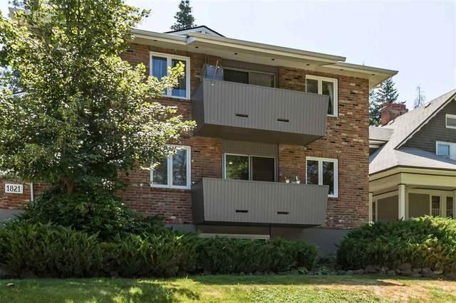 1821 W 8th Ave #1, Spokane, WA 99204 (#202020008) :: Prime Real Estate Group
