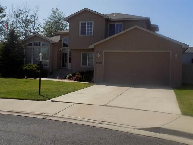 1402 E Helena Ct, Spokane, WA 99217 (#202020025) :: RMG Real Estate Network