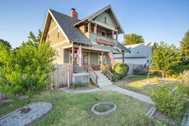 1713 E Wellesley Ave, Spokane, WA 99207 (#202020027) :: RMG Real Estate Network