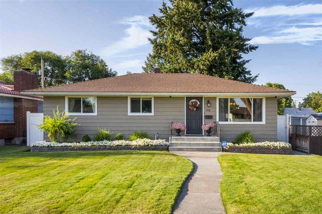 1116 W Joseph Ave, Spokane, WA 99205 (#202020045) :: Top Agent Team