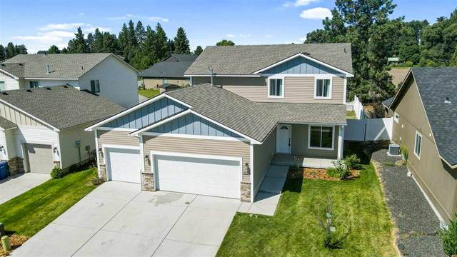 1002 S Oswald St, Spokane, WA 99224 (#202020054) :: Prime Real Estate Group