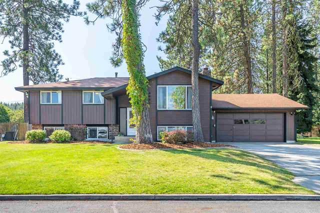 5231 W Rosewood Ave, Spokane, WA 99208 (#202020086) :: The Synergy Group