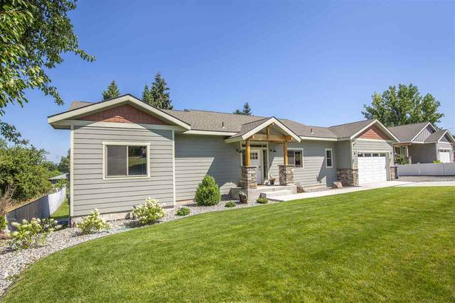 14527 E 10th Ave, Spokane, WA 99037 (#202020100) :: Northwest Professional Real Estate