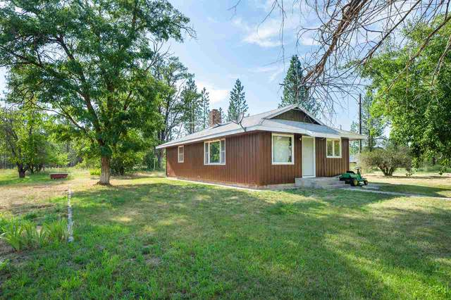 7796 Highway 291 Hwy, Ford, WA 99013 (#202020110) :: The Spokane Home Guy Group