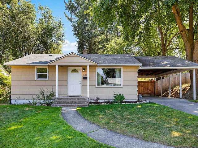 5928 N Nettleton St, Spokane, WA 99205 (#202020117) :: Top Agent Team
