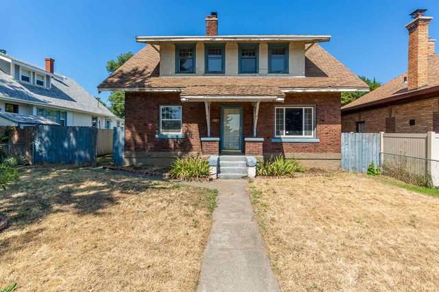 1523 E Liberty Ave, Spokane, WA 99207 (#202020138) :: RMG Real Estate Network