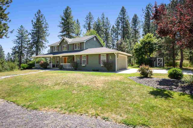 22802 N Crescent Rd, Colbert, WA 99005 (#202020151) :: Top Agent Team