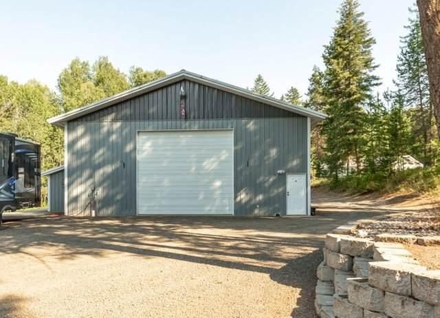 12502 E Blanchard Rd, Elk, WA 99009 (#202020155) :: The Spokane Home Guy Group