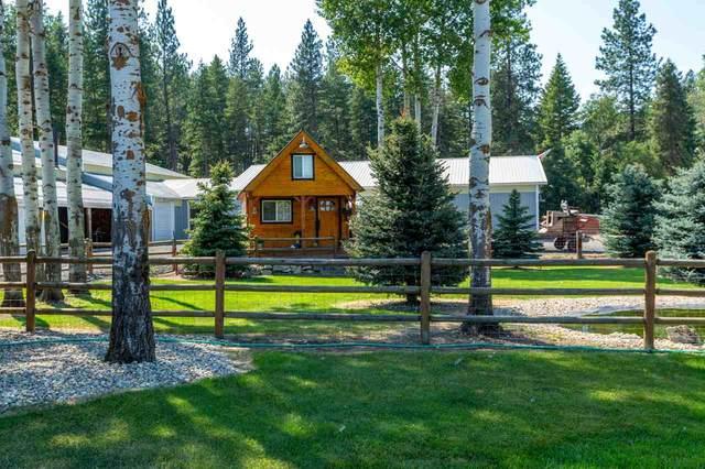 12406 E Blanchard Rd, Spokane, WA 99009 (#202020172) :: The Spokane Home Guy Group