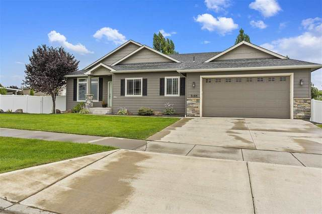 3105 W Prairie Breeze Ave, Spokane, WA 99208 (#202020178) :: The Spokane Home Guy Group
