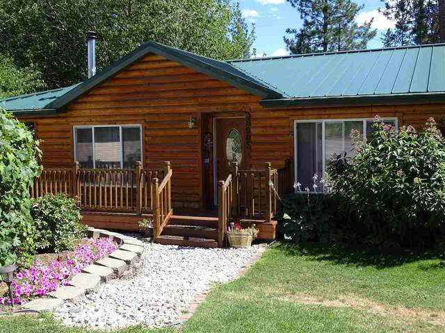39805 North Shore Dr, Loon Lake, WA 99148 (#202020195) :: The Synergy Group