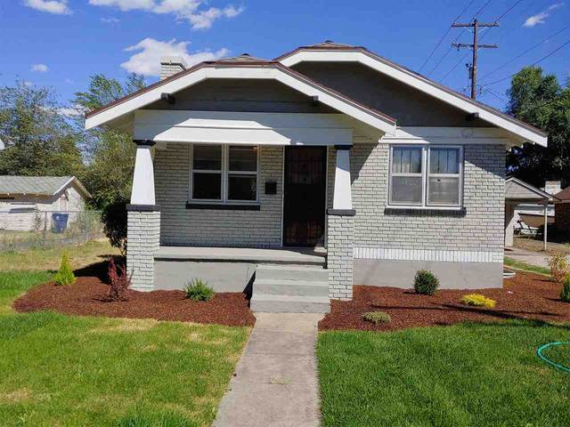 2618 N Ash St, Spokane, WA 99205 (#202020198) :: Top Agent Team