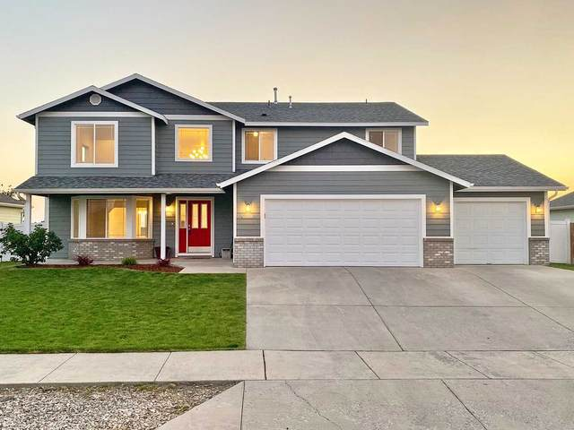 6716 S Lucas St, Cheney, WA 99004 (#202020204) :: Top Agent Team