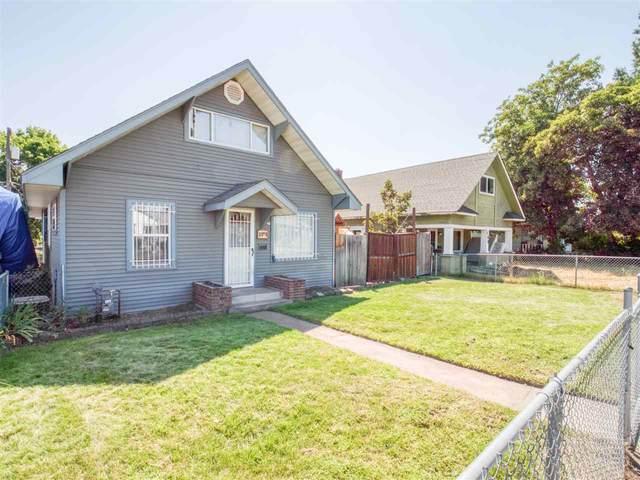 114 E Empire Ave, Spokane, WA 99207 (#202020206) :: The Spokane Home Guy Group