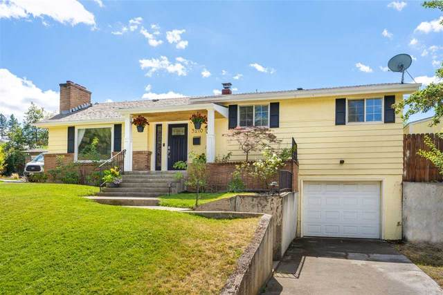 3210 E 24th Ave, Spokane, WA 99223 (#202020207) :: Top Agent Team