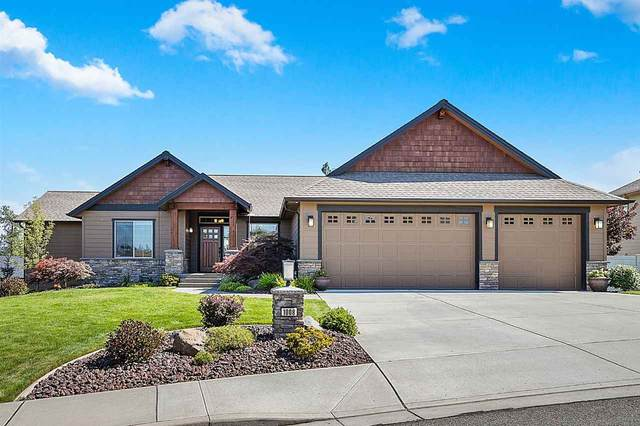 1008 N River Ridge Blvd, Spokane, WA 99224 (#202020212) :: Top Agent Team