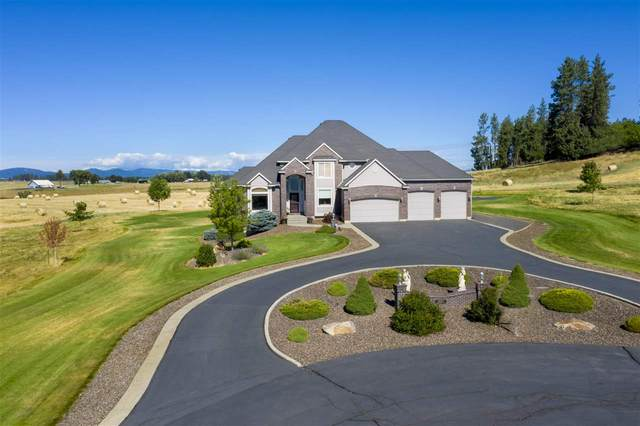 21527 N Saddle Mountain Ln, Colbert, WA 99005 (#202020213) :: Top Agent Team