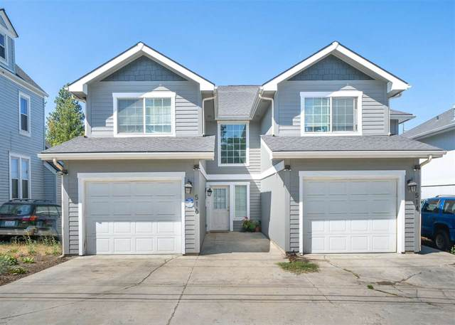 514/516 S Arthur St, Spokane, WA 99202 (#202020222) :: Top Agent Team
