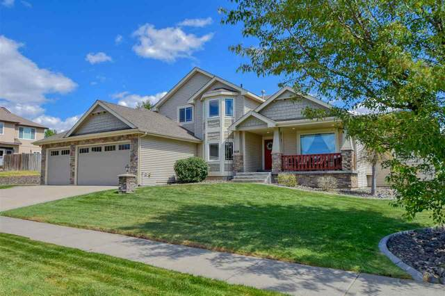 8110 N Meghan St, Spokane, WA 99208 (#202020223) :: Top Agent Team
