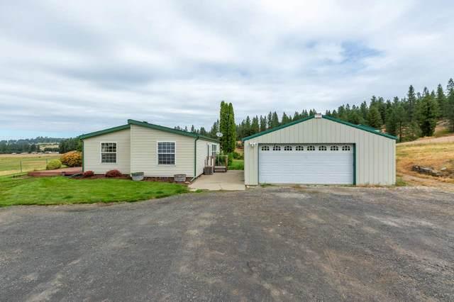10519 E Tallman Rd, Chattaroy, WA 99003 (#202020272) :: The Spokane Home Guy Group
