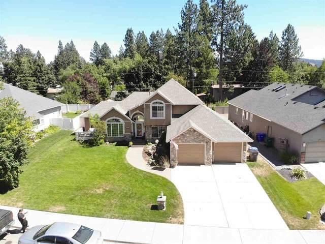5413 S Madelia St, Spokane, WA 99223 (#202020274) :: Northwest Professional Real Estate