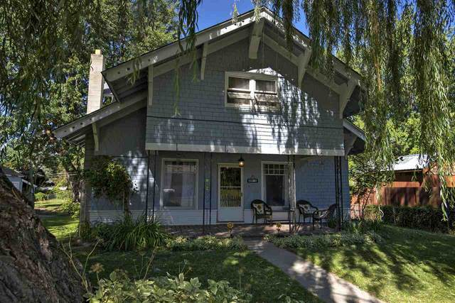 316 S Broad St, Medical Lake, WA 99022 (#202020290) :: The Hardie Group