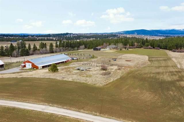4611 S Linke Rd, Greenacres, WA 99016 (#202020326) :: The Spokane Home Guy Group